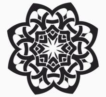 Tribal Celtic knot One Piece - Short Sleeve