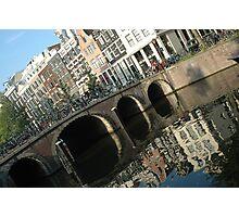 Archs on the bridge Photographic Print