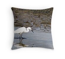 Early Morning at Hayle Estuary Throw Pillow