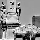 Civil War Memorial by Nadya Johnson