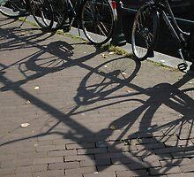 Shadows on the ride. by Diego Marando