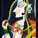 Indian Beauty by Dr. Harmeet Singh