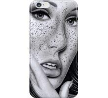 Freckled Up iPhone Case/Skin