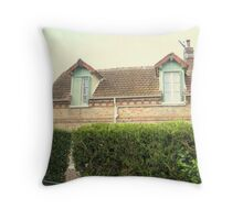 Road from Giverny 3 Throw Pillow