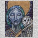 Minerva Tee by Lynnette Shelley
