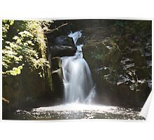 Sweet Creek Falls Poster