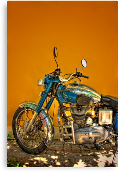 Royal Enfield by Vikram Franklin