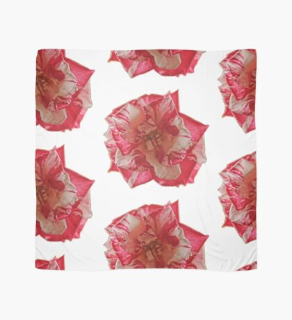 TWO TONE ROSE Scarf
