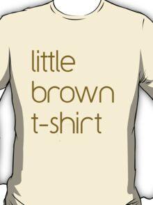 little brown T-Shirt