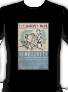 Fallout Super-Duper Mart T-Shirt