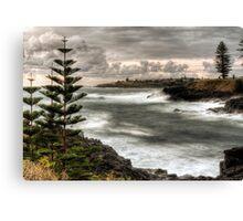 Kiama Coastline Canvas Print