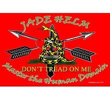 Jade Helm Meets Gadsden   Photographic Print