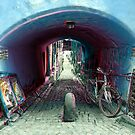 Stockholm. An Arched Passage in Gamla Stan by Igor Shrayer