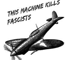 This Machine Kills Fascists by AndrewsGamarra