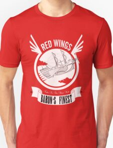 Red Wings of Baron Unisex T-Shirt