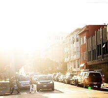 San Francisco Summer Sun  by STCroiss