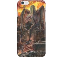 Saurian Sanctuary iPhone Case/Skin