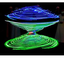 Whirling Dervish of Egypt Photographic Print