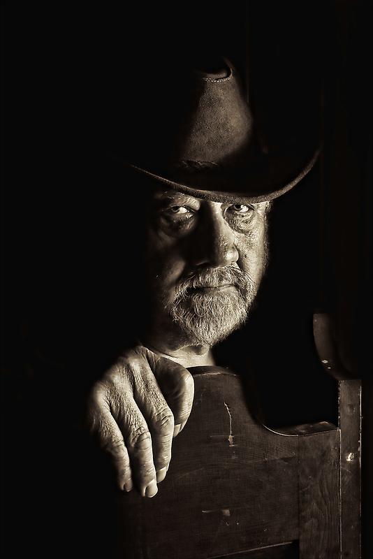 The Saloon by Kevin  Kroeker