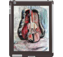 PADDY's Fiddle 1.0 iPad Case/Skin