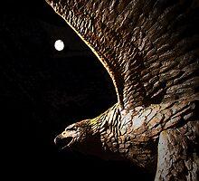 Golden Eagle by Al Bourassa