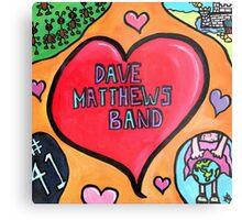 DMB Tribute Metal Print