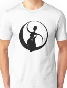 The Female Circle Tee Unisex T-Shirt