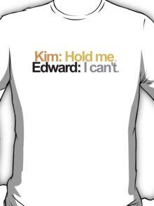 Edward Scissorhands Quote T-Shirt
