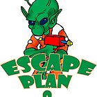 Escape Plan 9 Re-Invasion by Jon Pfeiler