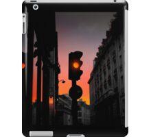 Orange light iPad Case/Skin