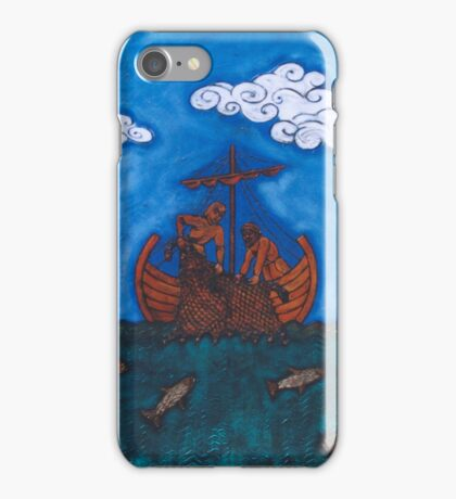 Fishers of Men iPhone Case/Skin