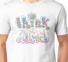 Think Abstract Unisex T-Shirt
