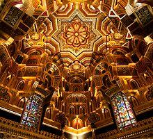 Golden Pattern by Chen Sun