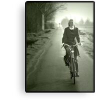 Gone for a ride. Metal Print