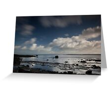staffin bay Greeting Card