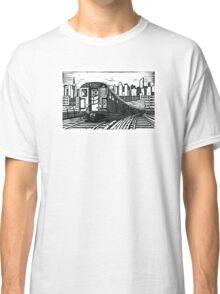 New York Subway Train Classic T-Shirt