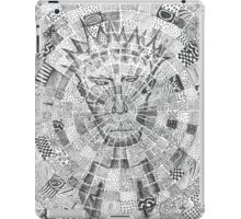 Man in the Middle iPad Case/Skin