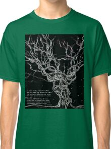 TOLKIEN art Lord of the Rings by Angieclementine Classic T-Shirt