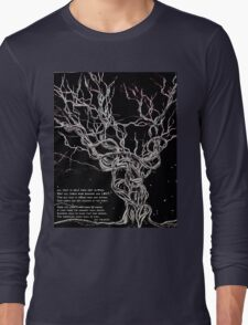 TOLKIEN art Lord of the Rings by Angieclementine Long Sleeve T-Shirt