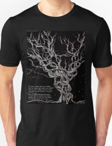 TOLKIEN art Lord of the Rings by Angieclementine T-Shirt