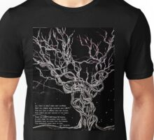 TOLKIEN art Lord of the Rings by Angieclementine Unisex T-Shirt