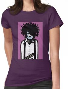 Edward  Womens Fitted T-Shirt