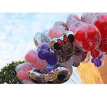 Balloons #1 Photographic Print