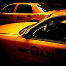 Cabs by Laurent Hunziker