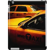 Cabs iPad Case/Skin