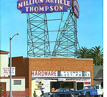 Million Article Thompson by Michael Ward