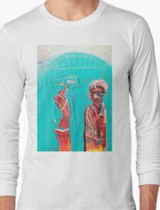 Slim slow slider Long Sleeve T-Shirt