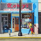 Romy's Salon by Michael Ward
