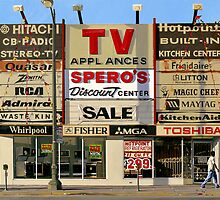Spero's by Michael Ward