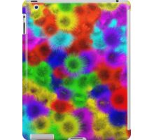 Psychedelic Fur Pattern Texture iPad Case/Skin